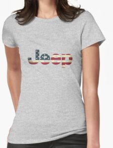 Jeep American Flag T-Shirt