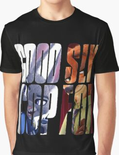 Good Cop, Sly Fox Graphic T-Shirt