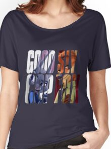 Good Cop, Sly Fox Women's Relaxed Fit T-Shirt