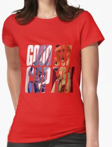 Good Cop, Sly Fox Womens Fitted T-Shirt