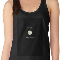 To the Moon and Back Women's Tank Top