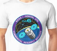 Cygnus CRS OA-6 Logo Unisex T-Shirt