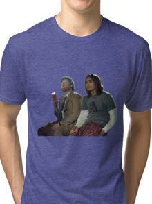 James & Seth Tri-blend T-Shirt