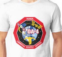 Cygnus CRS OA-4 Logo Unisex T-Shirt