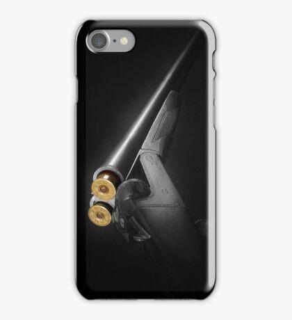 Side By Side Shotgun iPhone Case/Skin