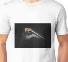 Side By Side Shotgun Unisex T-Shirt