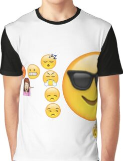 Emoji Graphic T-Shirt