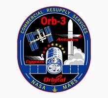 Cygnus CRS Orb-3 Logo Unisex T-Shirt