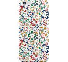Norwegian Flowers iPhone Case/Skin