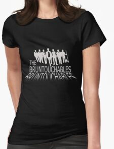 bruntouchables Womens Fitted T-Shirt