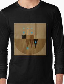Geometric/Abstract 10 Long Sleeve T-Shirt