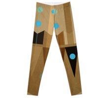 Geometric/Abstract 10 Leggings