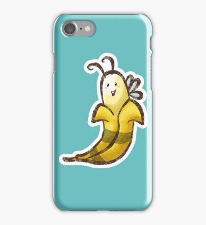 Bumble Banana T-shirt iPhone Case/Skin