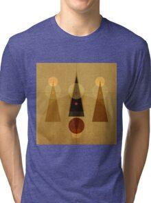 Geometric/Abstract 5 Tri-blend T-Shirt