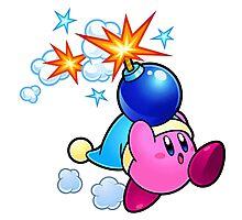Bomber Kirby Photographic Print
