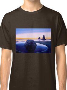 Earth Sunrise Painting Classic T-Shirt