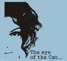 Catwoman - The eye of the Cat Kids Tee