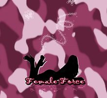Female Force Case by VampicaX