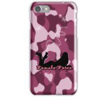 Female Force Case iPhone Case/Skin