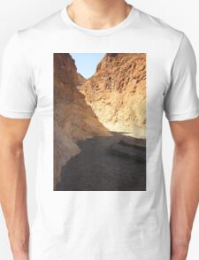 Death Valley Slot Canyon Unisex T-Shirt