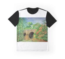 """Nunnington Bridge, North Yorkshire"" Graphic T-Shirt"