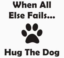Hug The Dog Kids Tee