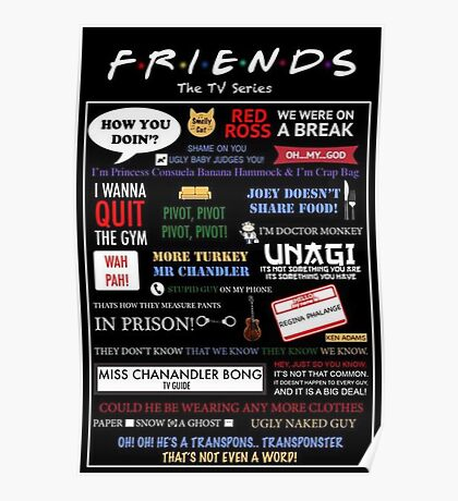 Friends 2 Poster