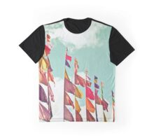 Flags Graphic T-Shirt