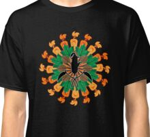 Abstract Harvester Illustration Classic T-Shirt