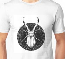 Ink Beetle Unisex T-Shirt