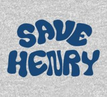 Once Upon a Time - Save Henry One Piece - Long Sleeve