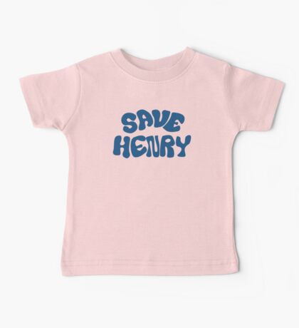 Once Upon a Time - Save Henry Baby Tee