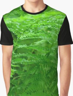 Fresh and Green Graphic T-Shirt