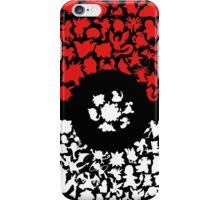 Who's that Pokemon? iPhone Case/Skin