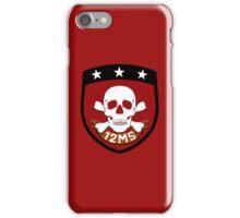 12 Men Standing Official Emblem v1 iPhone Case/Skin