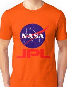 NASA & JPL Together Unisex T-Shirt