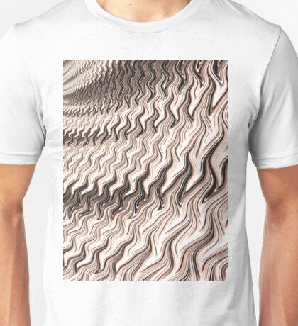 Melted Chocolate Unisex T-Shirt