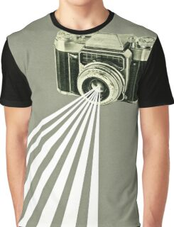Depth of Field Graphic T-Shirt