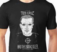 Ted Cruz Zodiac Unisex T-Shirt