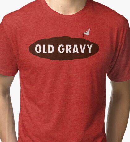 Old Gravy Tri-blend T-Shirt
