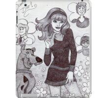 Iconic Scooby Doo iPad Case/Skin