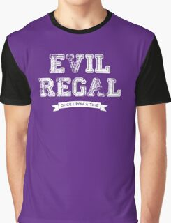 Once Upon a Time - Evil Regal Graphic T-Shirt