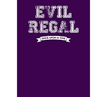 Once Upon a Time - Evil Regal Photographic Print