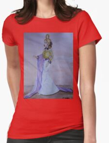 Barbie Millicent Roberts Womens Fitted T-Shirt