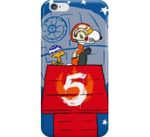 Peanut Going to Mars iPhone Case/Skin