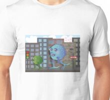 Monster Chase Unisex T-Shirt