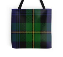 00438 Baillie William Wilson Clan/Family Tartan Tote Bag
