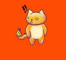 Fire Kitty Unisex T-Shirt