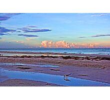A Coastal Morning Photographic Print
