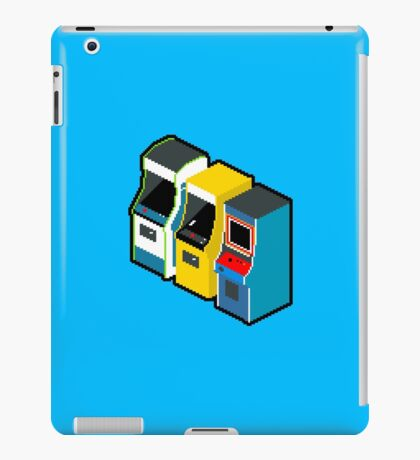 Arcade 80s iPad Case/Skin